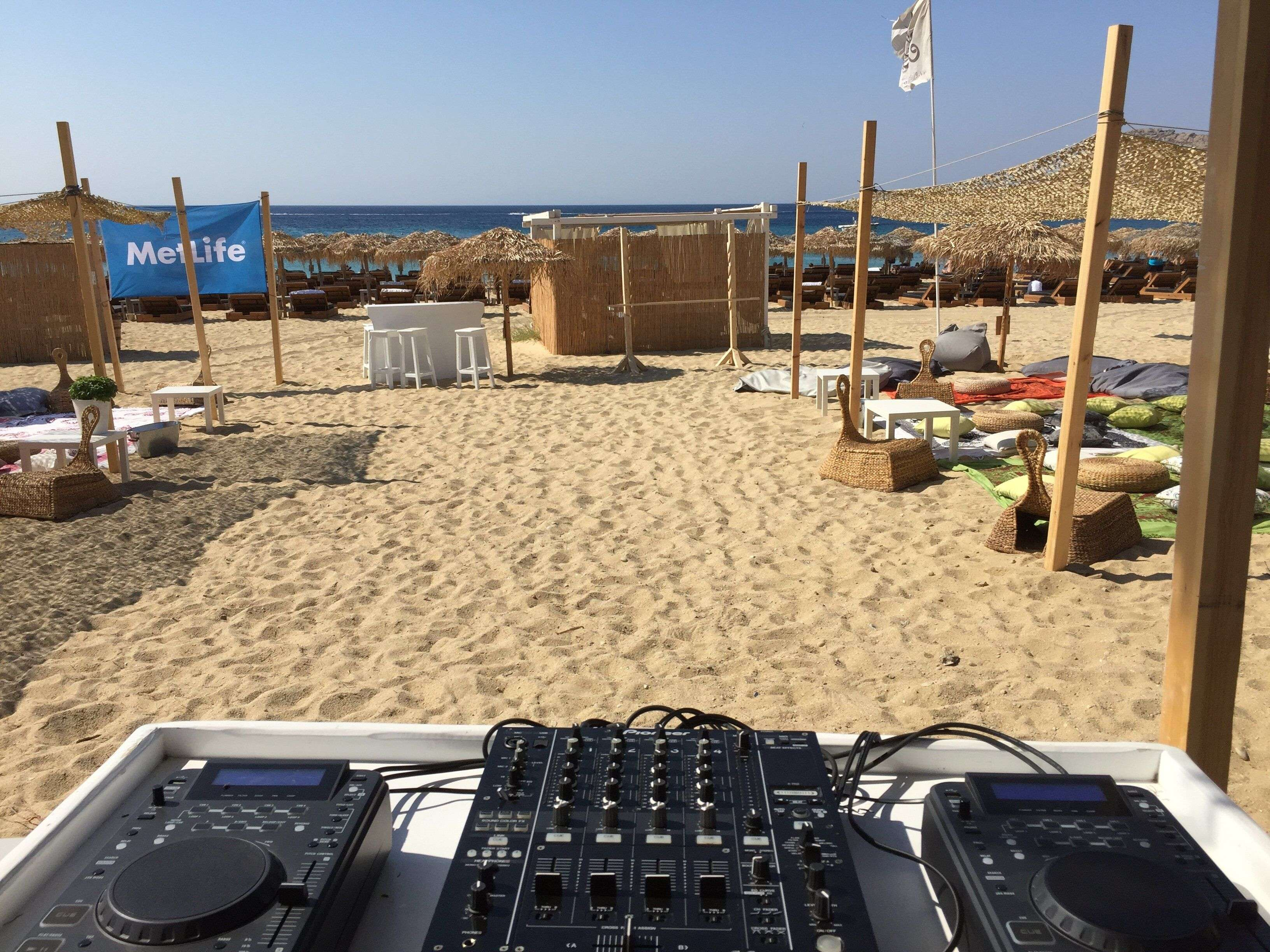 Private Beach Party - Mykonos / Elia (2016)