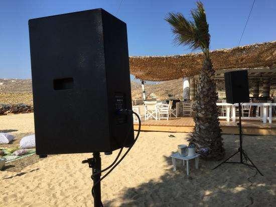 Private Beach Party - Mykonos / Elia (2016)