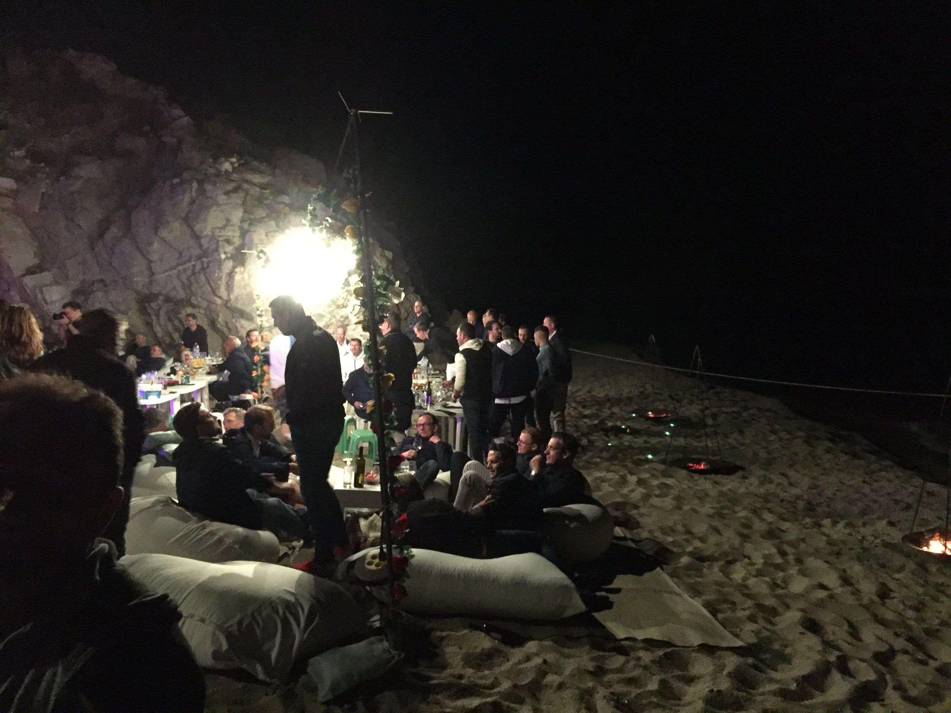 Private Beach Party - Mykonos (2017)