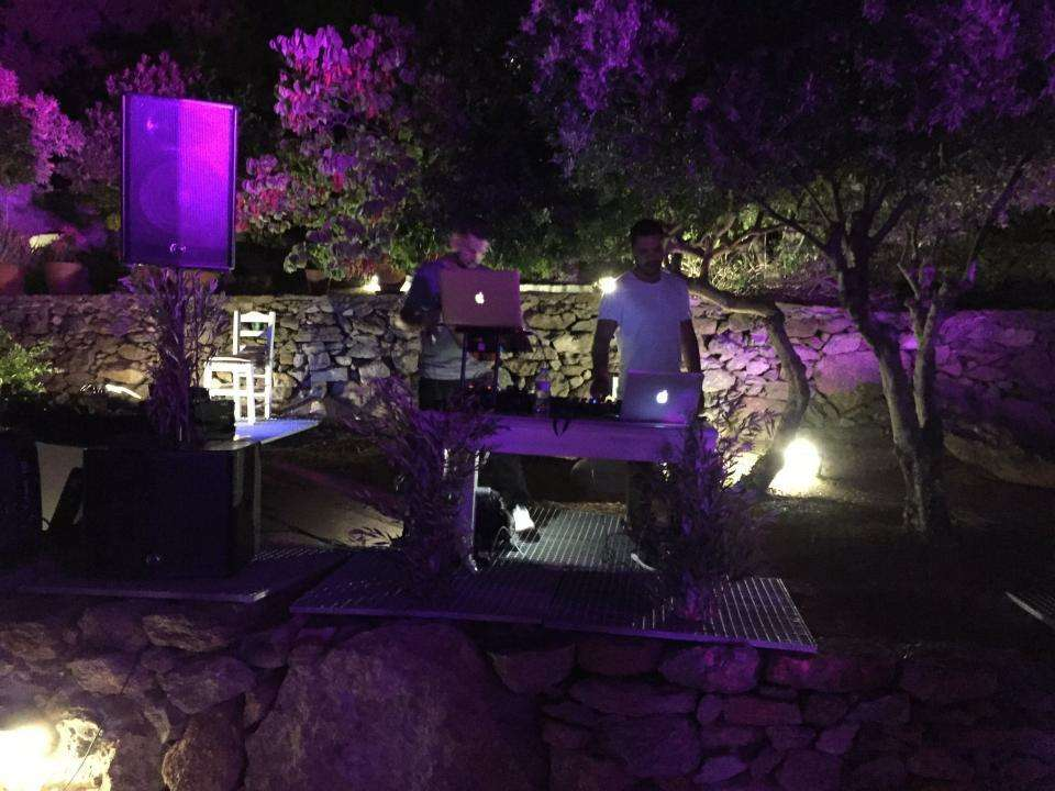Private Villa Party - Paraportiani 2016