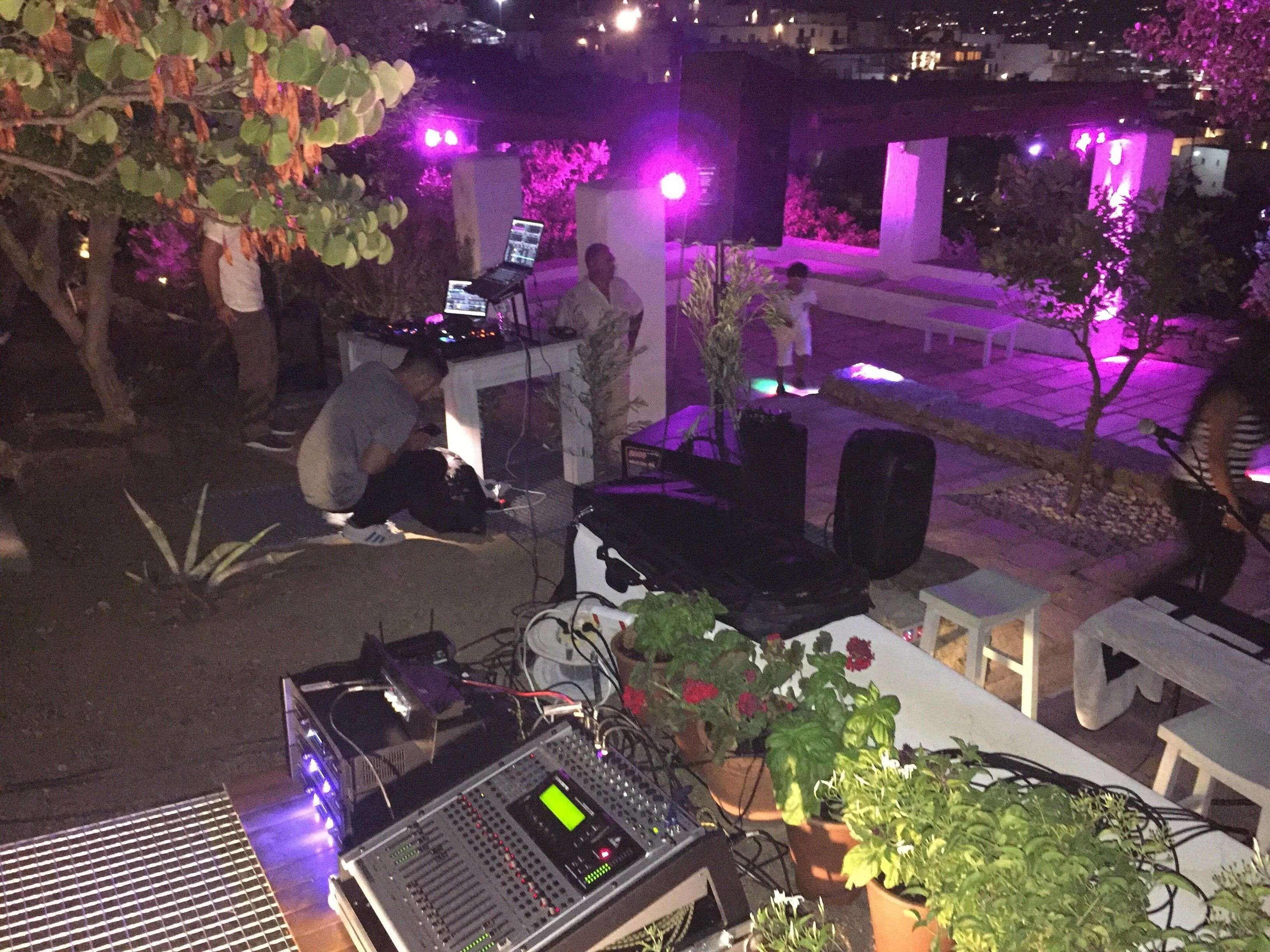 Birthday Open Party - Paraportiani (2016)