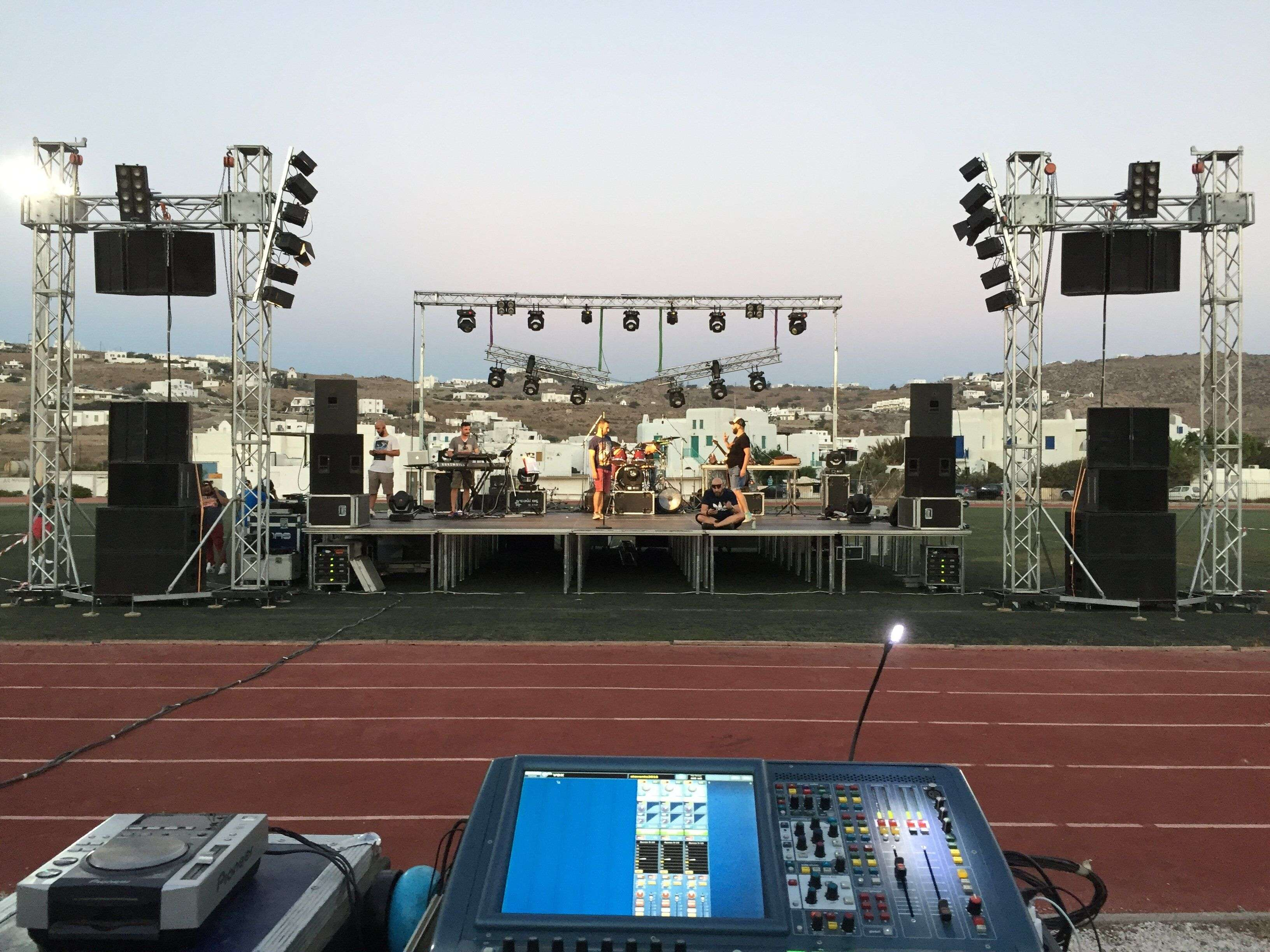 STAVENTO Live Concert-Mykonos 2016
