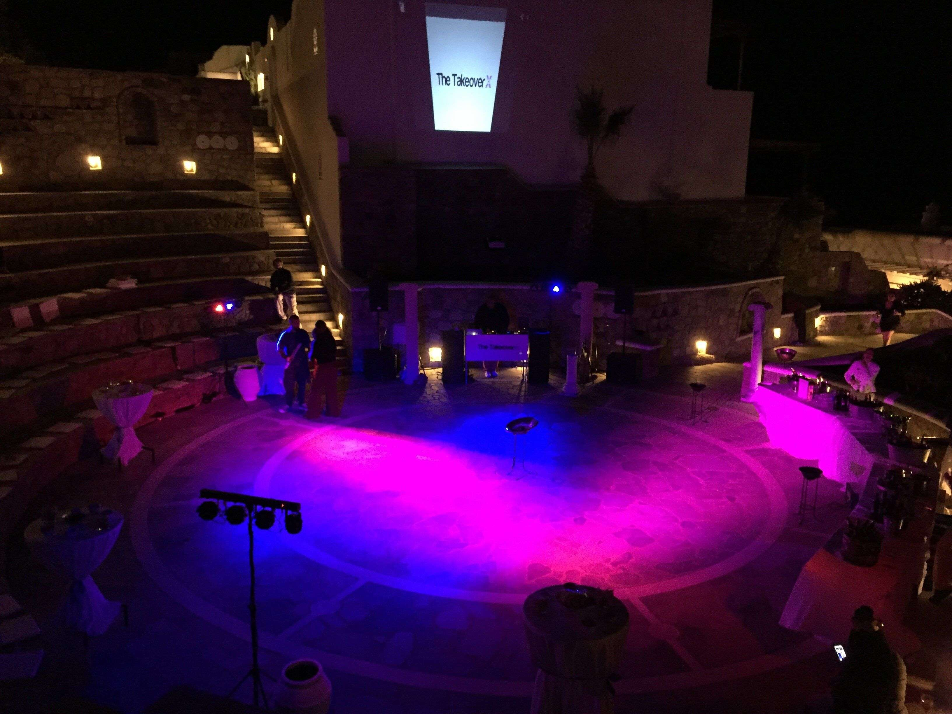 Thematic Group Party - Mykonos Grand (2016)