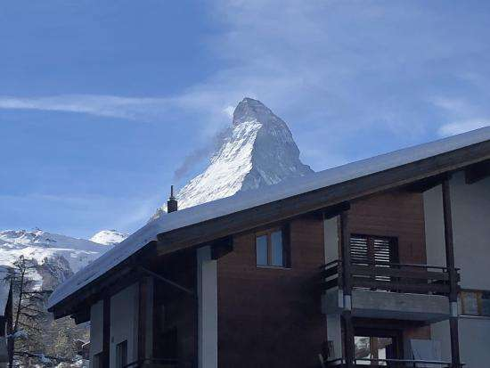 Zermatt open-air Party