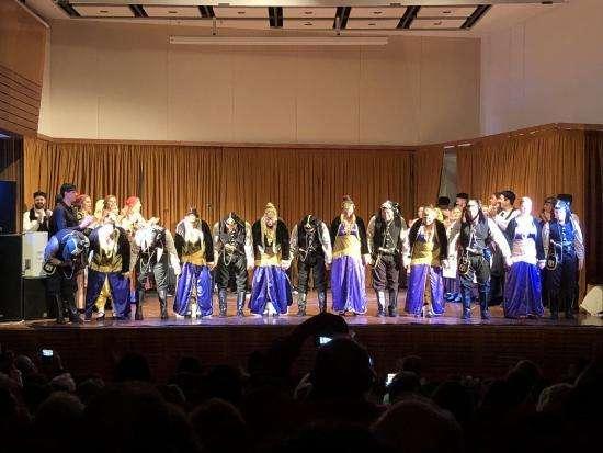 Cultural Event, Grypario Mykonos (May 2018)
