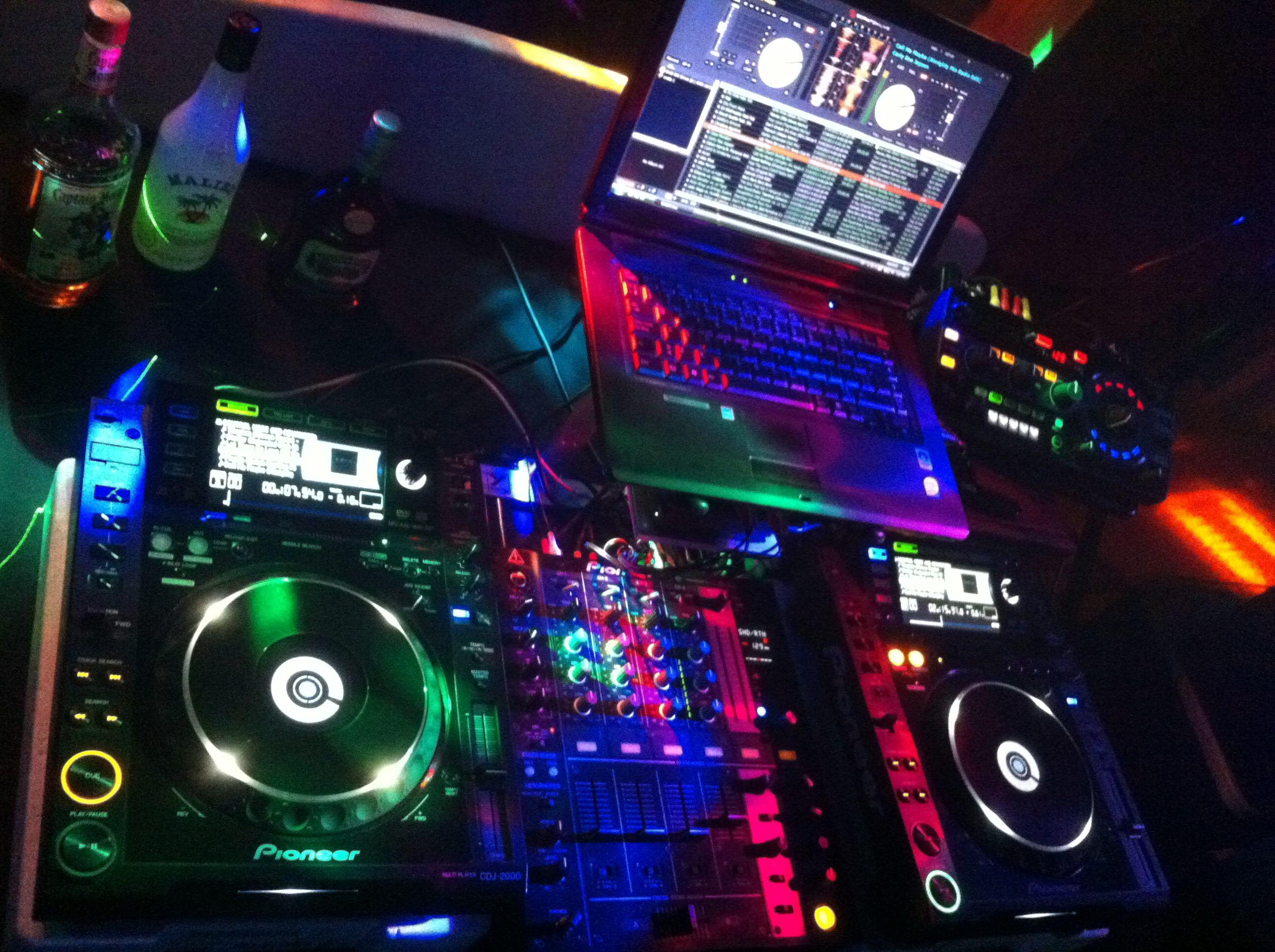 DJ Services & Equipment