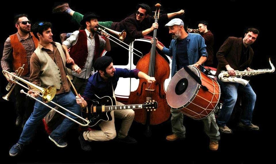 Muchatrela Live Jazz Band