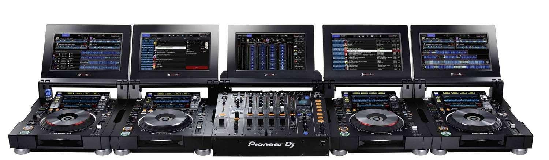 Pioneer DJ-Equipment Rentals
